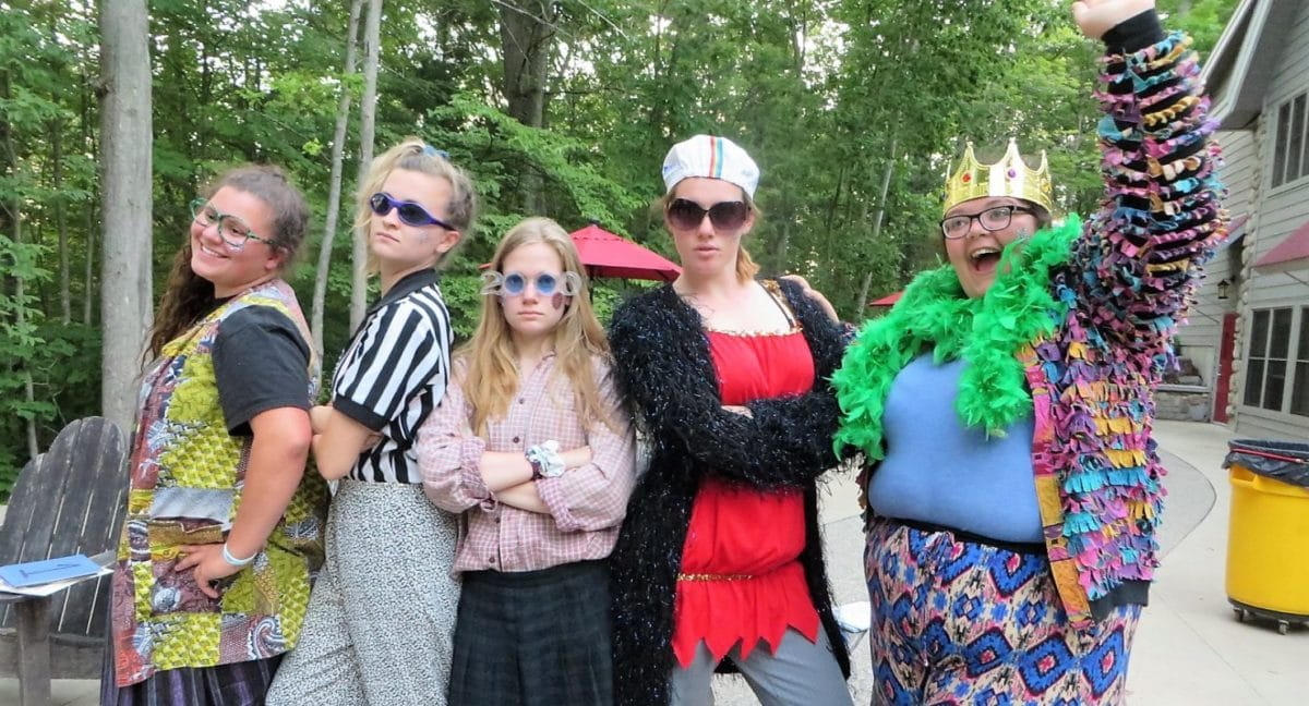 Top 10 reasons to be a counselor at Camp Newaygo